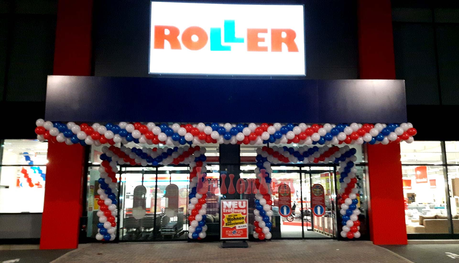 Ballontore für Roller Möbel in Crailsheim